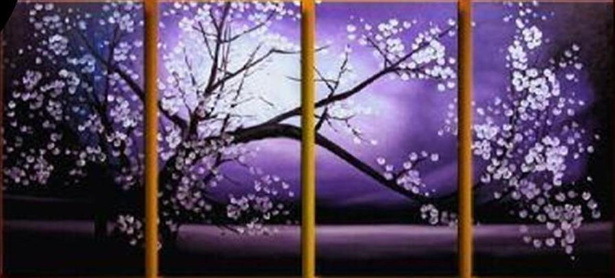 Триптих - цветы: предпросмотр